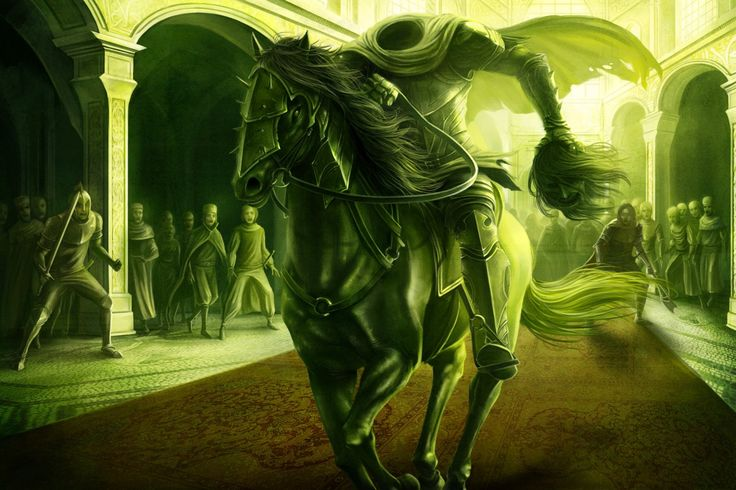 green-knight